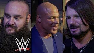 WWE Superstars on Their Dream Rock + Metal Wrestlemania Entrances