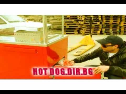 HOT DOG carts from SmartCarts Bulgaria