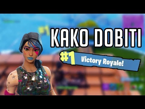 FORTNITE :: EP. 58 :: FICO IGRA ZA WIN | KAKO DOBITI VICTORY ROYALE - Fortnite Balkan (PC)
