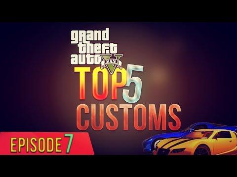 GTA 5 Paint Jobs - Flash + Dark Side of the Moon Paint Jobs Top 5 Custom Paint Jobs (GTA 5 Online)