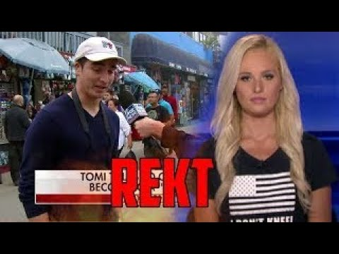 Tomi To Californians What Do You Think About Being A Sanctuary State for Illegal Immigrant