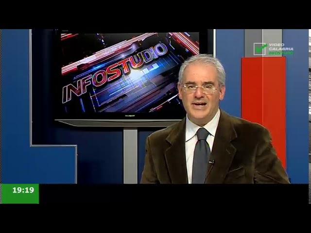 Infostudio il telegiornale della Calabria notizie e approfondimenti - 01 Febbraio 2021 ore 19.15