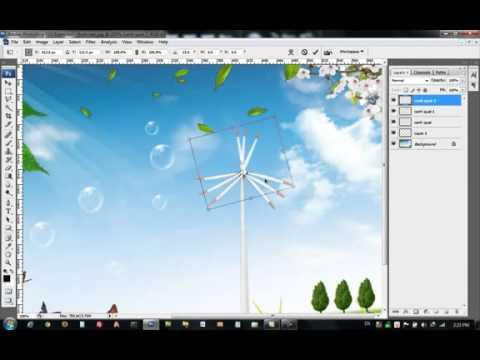 [Video hướng dẫn] tạo ảnh động với Photoshop CS3