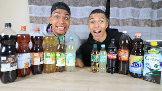 TEUER VS GÜNSTIG !!! Getränke Challenge | PrankBrosTV