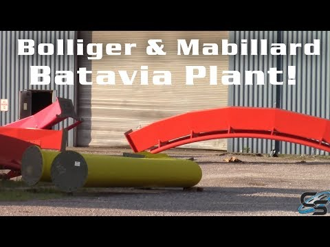 B&M Plant Drive-by / Clermont Steel Fabricators / Red, Magenta, & Orange Track!!