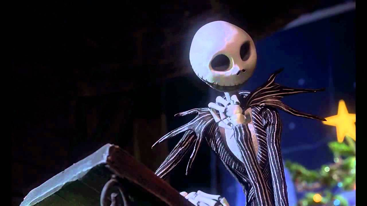 The Nightmare Before Christmas - Town Meeting Song HQ - YouTube
