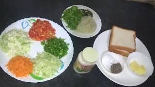 mayonnaise sandwich recipe video