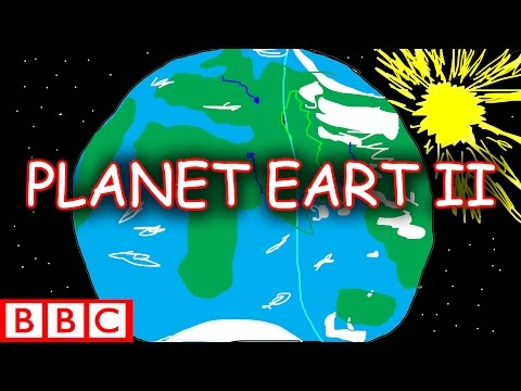 planet earth 2 official trailer bbc earth