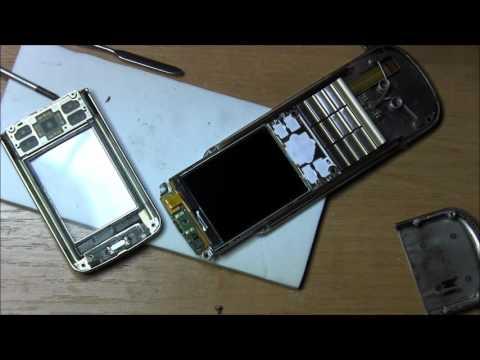 Nokia 8800 Art замена шлейфа