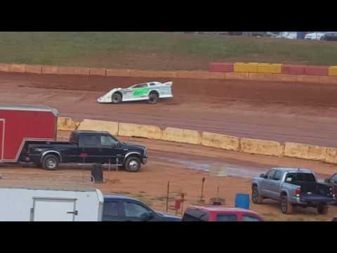 Carolina clash Jeff smith hot laps Friendship speedway 9/10/16