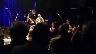 "John Hiatt @ Amager Bio, Copenhagen ""Memphis in the meantime"""