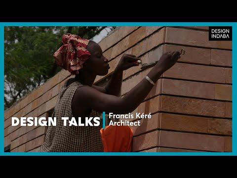 Francis Kéré: African Architecture Should Stop Copying the West