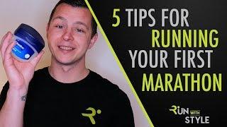 5 Tips I Wish I Knew Before Running My First Marathon