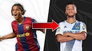 What The Hell Happened To Giovani Dos Santos?   Oh My Goal
