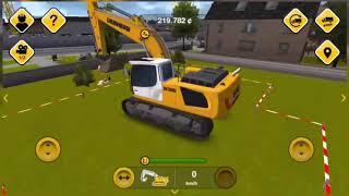 Animasi Excavator Keruk Tanah - Video Edukasi Anak