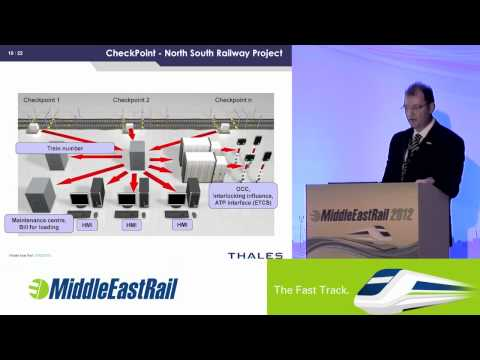 Thales presentation from Middle East Rail 2012