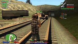 GTA San Andreas Multiplayer (SAMP) !