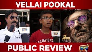 Vellai Pookal Movie Public Review Tamil Movie Review Vivek Charle Pooja Devariya