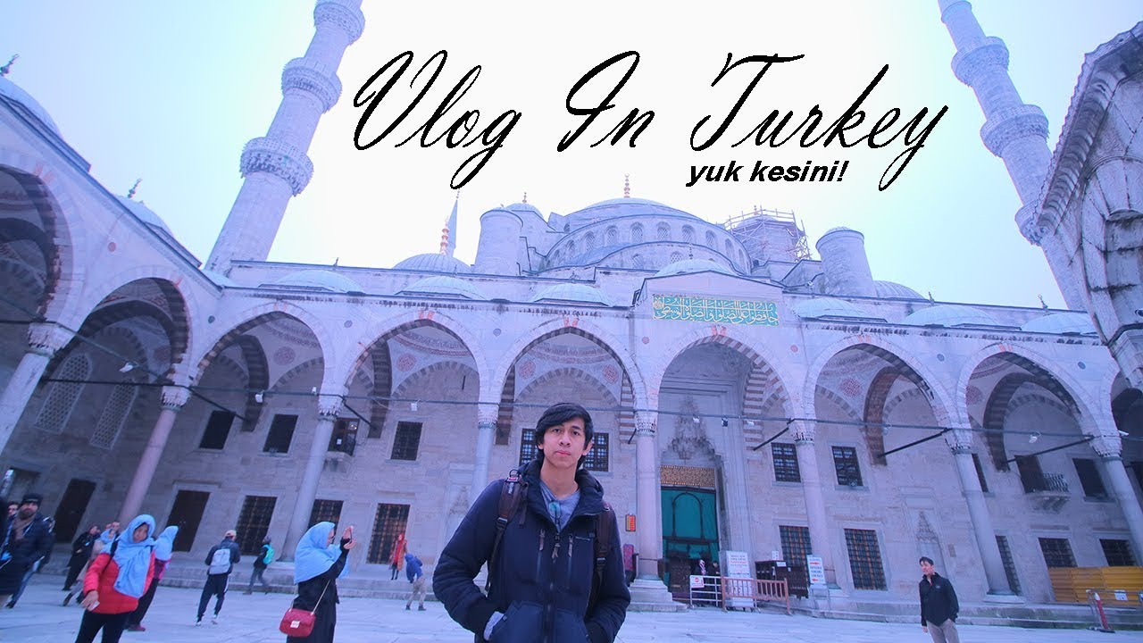 Indahnya Masjid Biru Di Istanbul Turkey Youtube