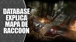 Analisando o MAPA de Raccoon City 🗺️ | DATABASE EXPLICA