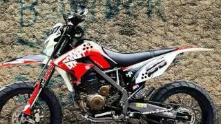 Kawasaki KLX Super Moto