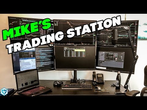 How To Set Up A 6 Monitor Trade Station