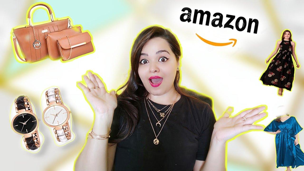 Amazon Fashion Shopping Haul | Starting from ₹ 100 | Must buy #amazonshopping #amazonhaul
