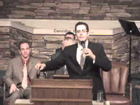 Apostolic Preaching- The Power of Corperate Prayer