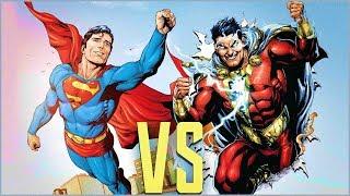 Shazam VS Superman