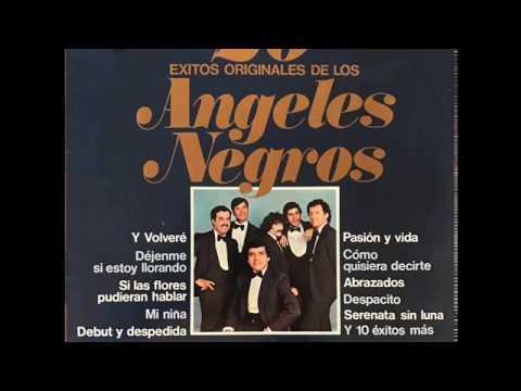 Los Angeles Negros – 20 Exitos Originales – LP 1983