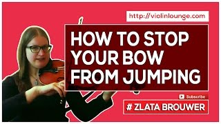 How to Stop Your Bow from Jumping