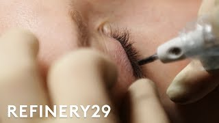Why I Got My Eyeliner Tattooed | Macro Beauty | Refinery29