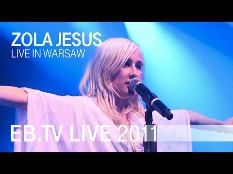 ZOLA JESUS live in Warsaw (2011)