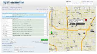 Route Planner - Route planning with maps and driving directions