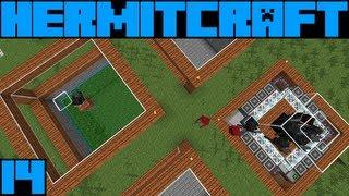Hypno HermitCraft FTB Unleashed S2E14: Mystcraft Portals and Biofuel