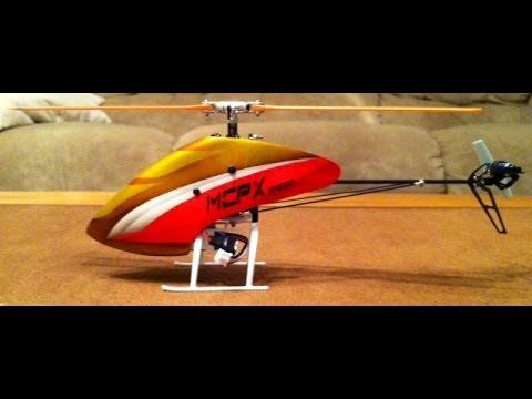 Rakon Heli Modified Blade mCPX BL with CanoMod Canopy and Test Flight & Rakon Heli Modified Blade mCPX BL with CanoMod Canopy and Test ...