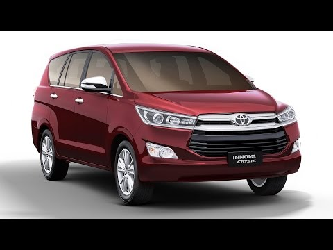 2016 Toyota Innova, Yamaha Cygnus Ray-ZR & More | Weekly Automotive News