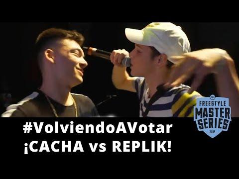 #VolviendoAVotar ¡CACHA vs