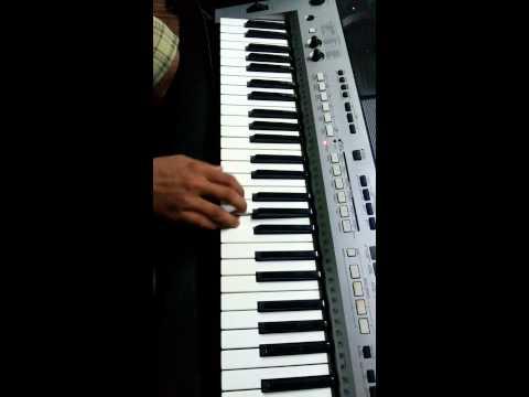 Premam Aluva Puzha Song Played In Keyboard