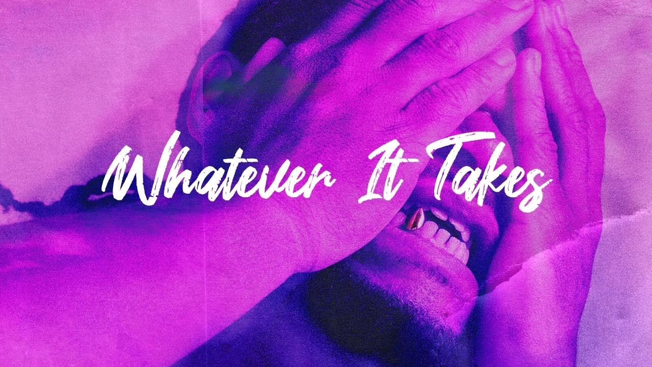 Johnny Quest The Rebel- Whatever It Takes (Official Lyric Video)