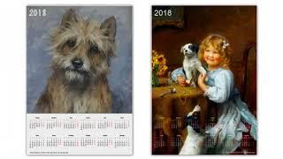 видео Собаки в искусстве