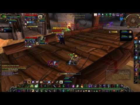 WoW Vicarious Affliction Warlock Pvp 80