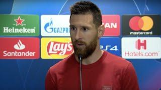 BARÇA 2-1 INTER | Messi: 'Hoy necesitábamos sí o sí los tres puntos'