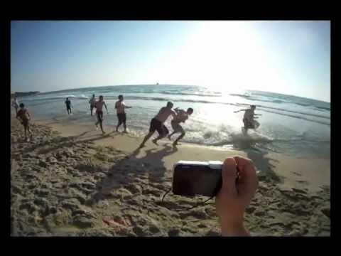 Shishi Do Beach Workout July13 2012