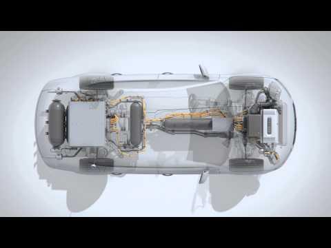 Audi A7 Sportback h-tron quattro concept video debut