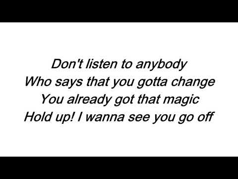 Dawin  - Go off lyrics