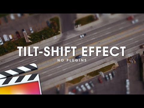 Create a Miniature Tilt-Shift Effect in Final Cut Pro X
