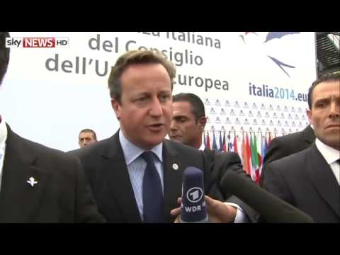 11:10AM       David Cameron Ebola Warning