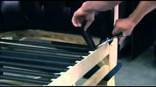 Перетяжка и ремонт мягкой мебели(, 2015-07-12T21:12:47.000Z)