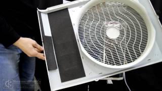 видео Инвертoрная сплит система GREEN GRI/GRO-07 IG1